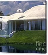 Dome Home Canvas Print
