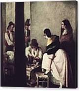 Dominguez Becquer, Jos� 1805-1841. The Canvas Print
