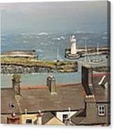 Donaghadee Ireland Irish Sea Canvas Print