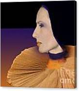 Donatella Canvas Print