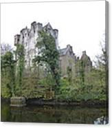 Donegal Castle Ruins Canvas Print