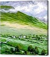 Donegal Hills Canvas Print