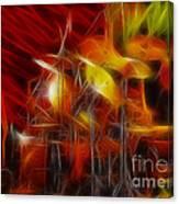 Doobies-93-keith-gg4-fractal Canvas Print