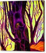 Doom And Gloom Canvas Print