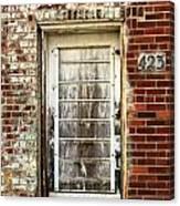 Door 423 Canvas Print