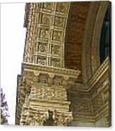 Door Arch Canvas Print