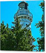 Door County Wi Lighthouse Canvas Print