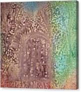 Door Of Heaven  Canvas Print