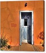 Door Canvas Print
