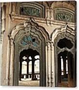 Doors And Windows - Umar Hayat Mahal Canvas Print