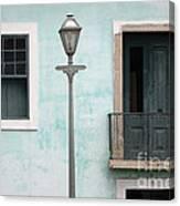 Doors Of Alcantara Brazil 2 Canvas Print