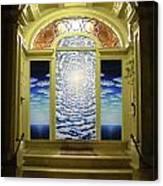 Doorway 1 Canvas Print