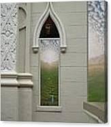 Doorway 15 Canvas Print