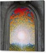 Doorway 16 Canvas Print