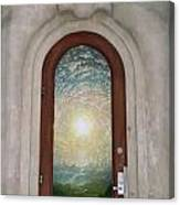 Doorway 17 Canvas Print