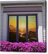 Doorway 21 Canvas Print