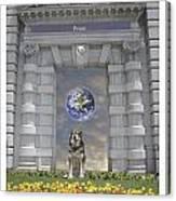 Doorway 42 Canvas Print