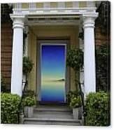 Doorway 8 Canvas Print