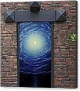Doorway 9 Canvas Print