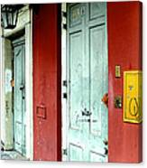 Doorways Canvas Print