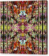Doorways Thru Sacred Bridge Canvas Print