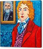 Dorian Gray Canvas Print