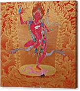 Dorje Pagmo Canvas Print