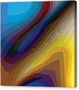 Doubleback Canvas Print