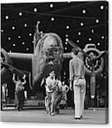 Douglas A20 Bomber Canvas Print