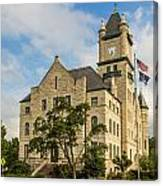 Douglas County Courthouse 2 Canvas Print