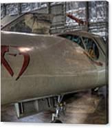 Douglas X-3 Stiletto Canvas Print
