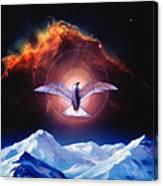Dove Of Universal Peace Canvas Print