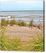 Down By The Sea Canvas Print