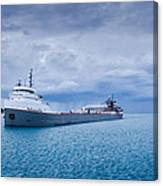 Downbound Canvas Print