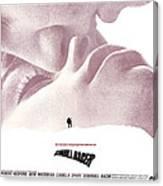 Downhill Racer, Us Poster, Robert Canvas Print