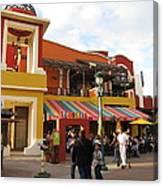 Downtown Disney Anaheim - 12126 Canvas Print