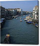 Downtown Venice Canvas Print
