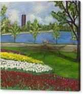 Dow's Lake - Ottawa Canvas Print