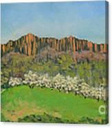 Dr. Davies' Farm Canvas Print