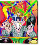 Dr Feelgood Canvas Print