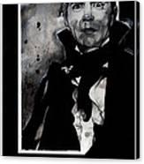 Dracula Movie Poster 1931 Canvas Print