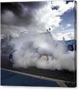 Drag Racing 11 Canvas Print