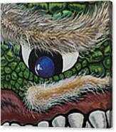 Dragon Cyclops Canvas Print