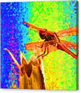 Dragon Fly- Creative Canvas Print
