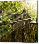 Dragon Land Canvas Print