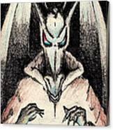 Dragon Sorceror Canvas Print