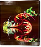 Dragon Spawn Canvas Print