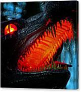 Dragon Speak Canvas Print