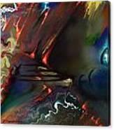 Dragonland Canvas Print