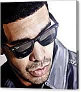 Drake Artwork 1 Canvas Print